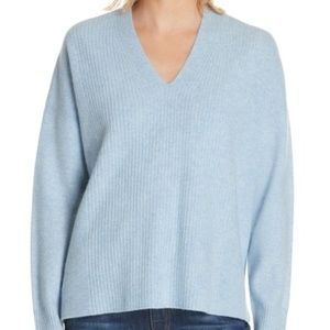 Nordstrom Signature Boiled 100% Cashmere Sweater
